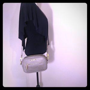 Steve Madden Grey Crossbody Bag